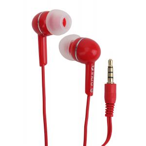 333467 Intro RX-910M вкладыши-гарнитура красные (80/400/4800)
