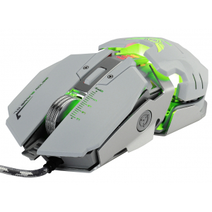 MG990 Мышь_25 Intro Gaming white USB (20/300)